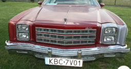 Chevrolet Monte Carlo 1977 r.