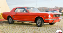 Ford Mustang 1966 r.