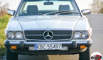 Mercedes SL 380 R107 1983 r. full