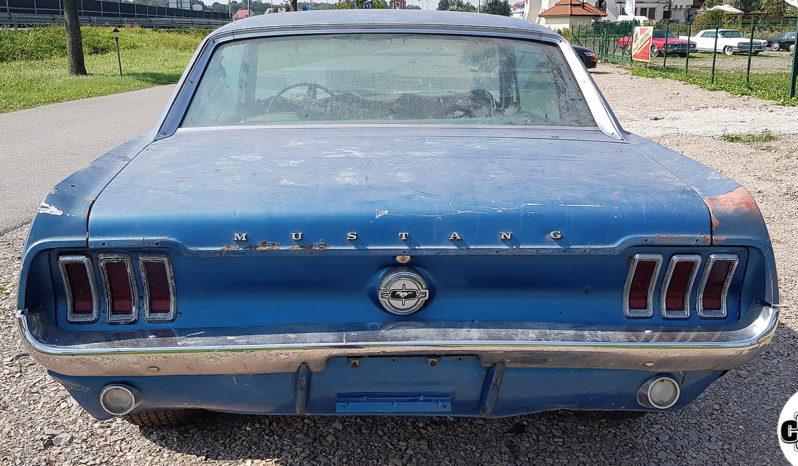 Ford Mustang Resto 1968 r. full