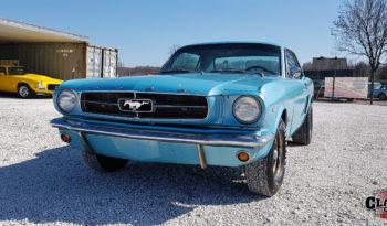 Ford Mustang z 1965 r., Manualna skrzynia, 220 KM full