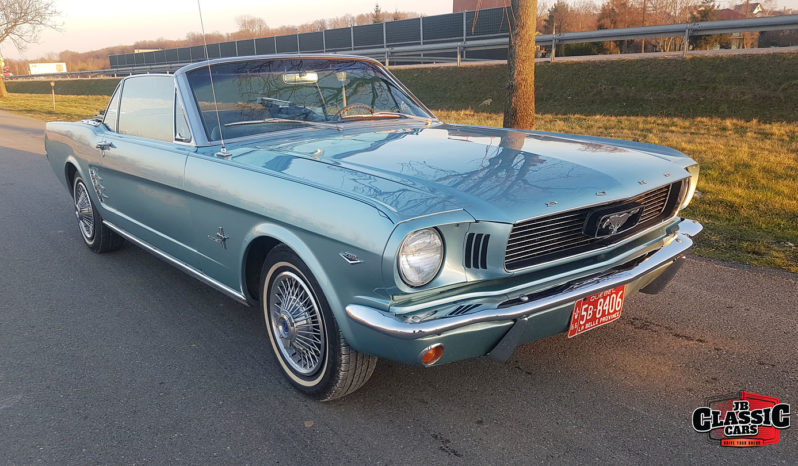 Ford Mustang Cabrio 1966 r. full