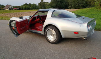 1981 Chevrolet Corvette full