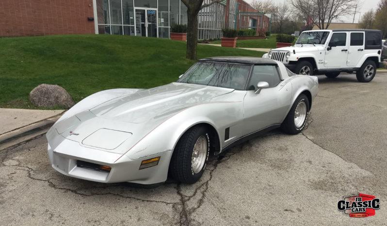 Chevrolet Corvette 1981 r. full