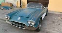 Chevrolet Corvette C1 1960 r.