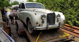 Jaguar Mark 8 1956 r.