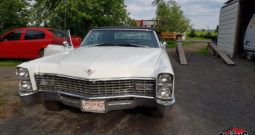 Cadillac DeVille Convertible 1967 r.