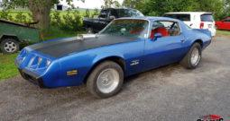 Pontiac Firebird z1981 r.
