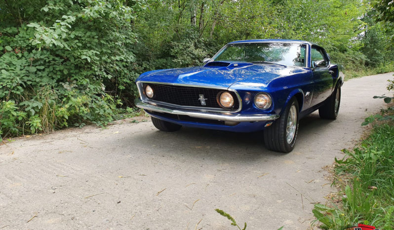 "1969 Ford Mustang Fastback ""M-code"" full"