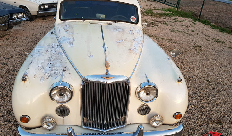1958 Jaguar Mark full