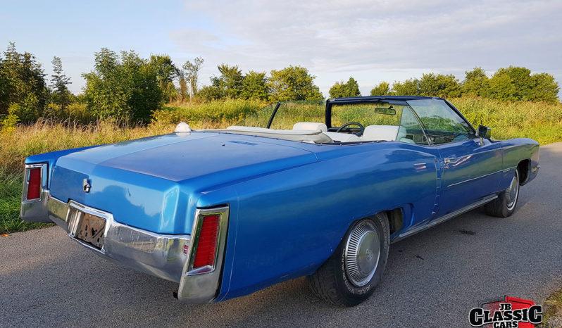 1971 Cadillac Eldorado Convertible full