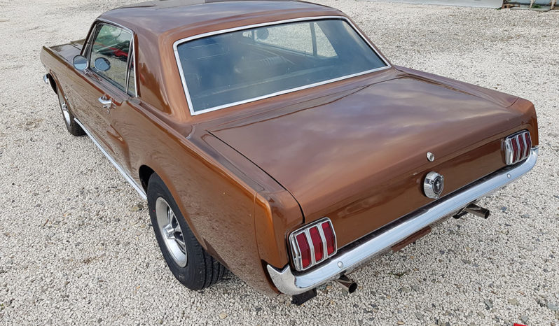 1966 Ford Mustang 4.7l full