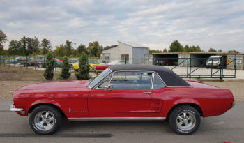 1967 Ford Mustang 4.7l full