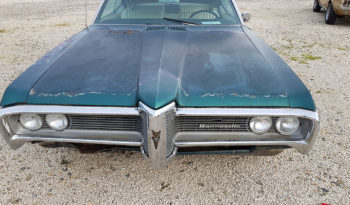 1968 Pontiac Bonneville Convertible full