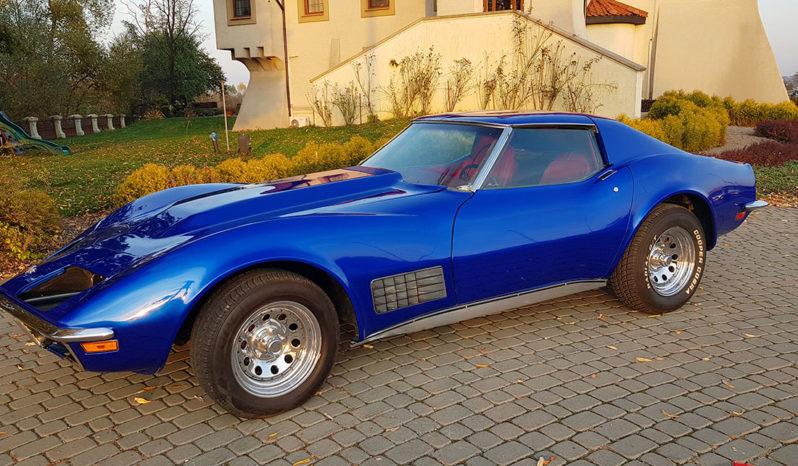 1972 Chevrolet Corvette Stingray full