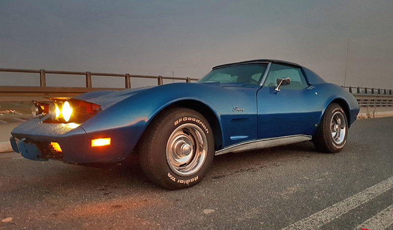 1975 Chevrolet Corvette Stingray full