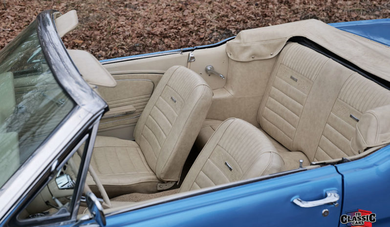 1966 Ford Mustang Convertible full