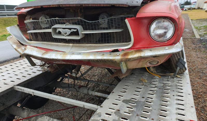 1967 Ford Mustang Fastback full