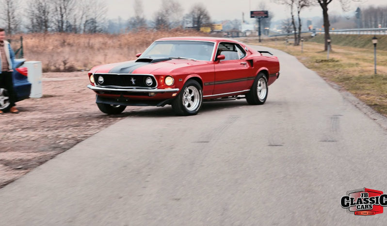 1969 Ford Mustang Fastback Mach 1 full