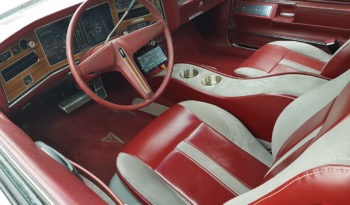 1975 Pontiac Grand Ville Convertible full