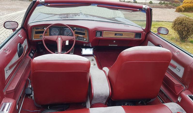 1975 Pontiac Grand Ville Convertible full
