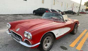 1960 Chevrolet Corvette C1 full