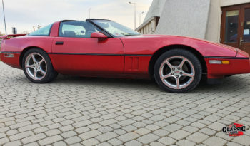 1984 Chevrolet Corvette C4 full