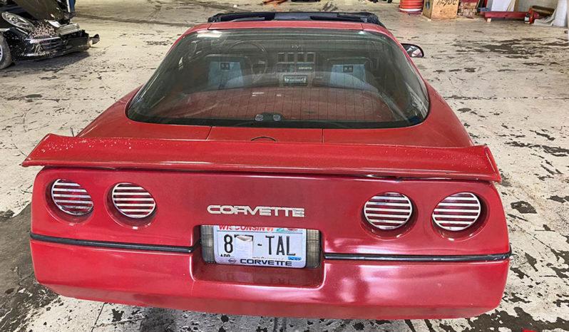 1984 Chevrolet Corvette C4 full
