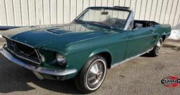1967 Ford Mustang Convertible 289 V8