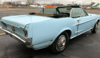 1967 Ford Mustang Convertible full