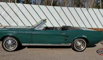 1967 Ford Mustang Convertible 289 V8 full