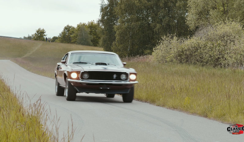 1969 Ford Mustang Mach 1 full
