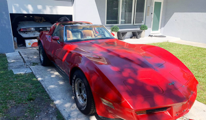 1981 Chevrolet Corvette C3 full