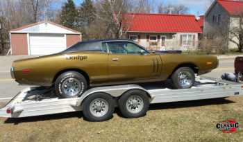 1972 Dodge Charger full