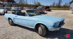1967 Ford Mustang Cabriolet