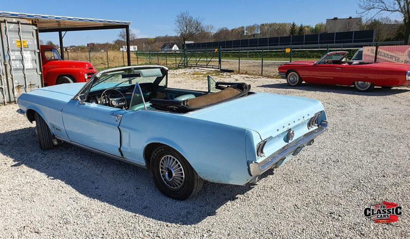 1967 Ford Mustang Cabriolet full