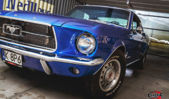 1967 Ford Mustang Fastback full