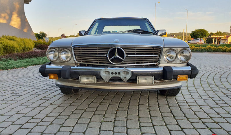 1989 Mercedes 560 SL full