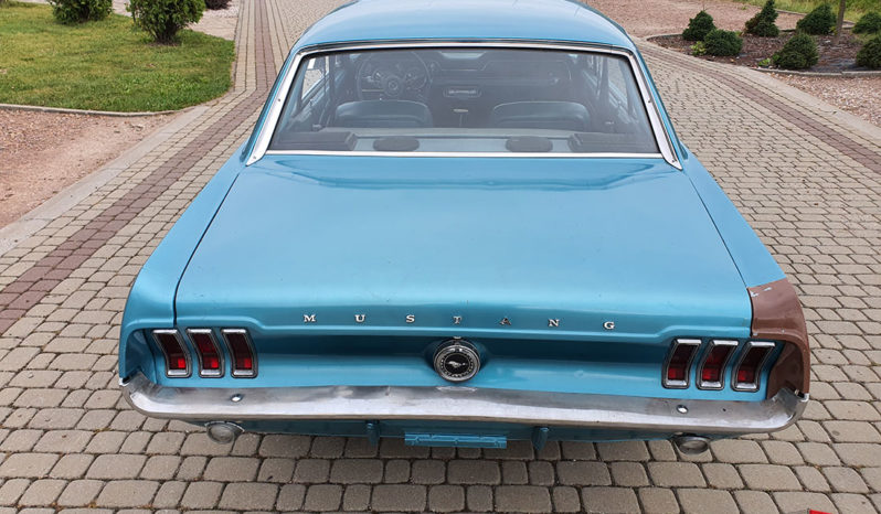 1967 Ford Mustang 4.7 l full