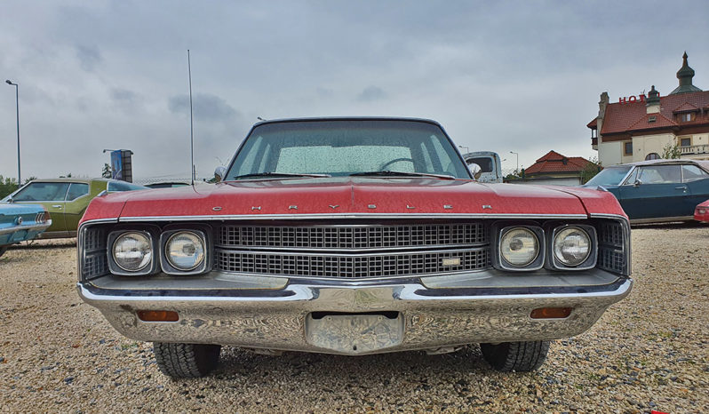 1968 Chrysler New Yorker full