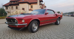 1969 Ford Mustang Mach 1 M-code