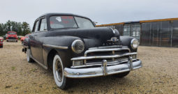 1950 Plymouth (Chrysler) Deluxe
