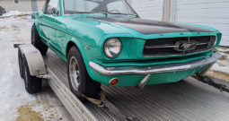 Ford Mustang Fastback 1965 rok