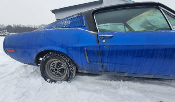1968 Ford Mustang Fastback full