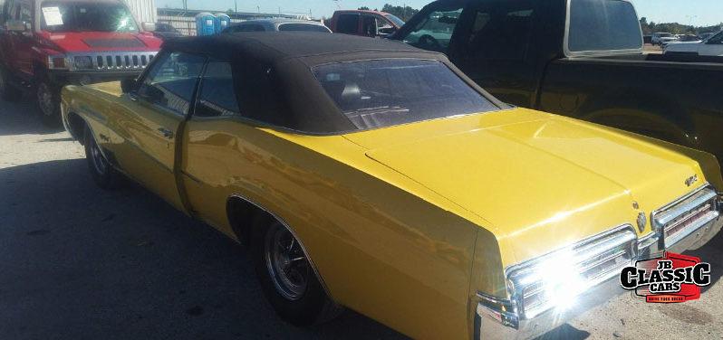1969 Buick Wildcat Cabrio full