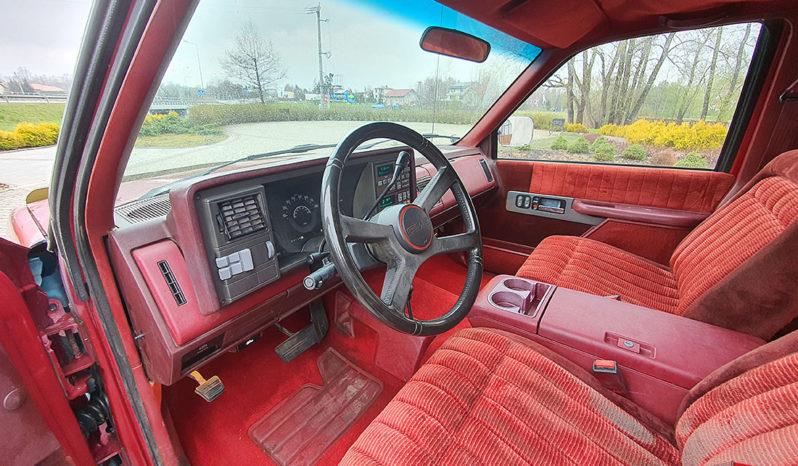 1991 GMC Sierra full