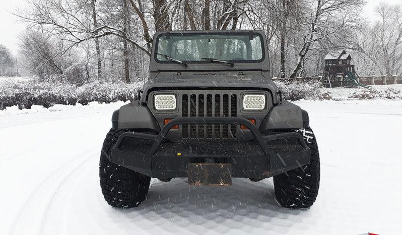 1993 Jeep Wrangler full