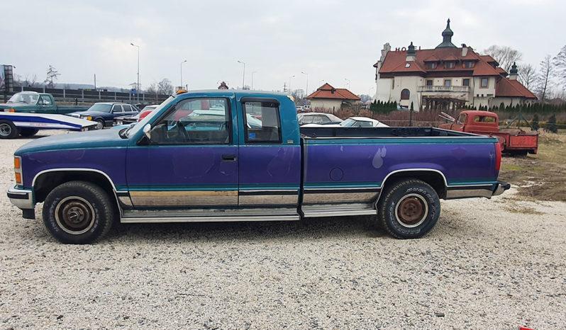 1989 Chevrolet 1500 Pickup full