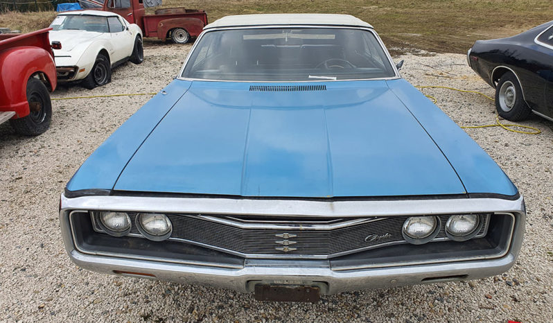1969 Chrysler Newport Cabrio full