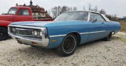 1969 Chrysler Newport Cabrio